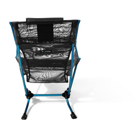 Helinox Beach Chair Mesh Black-Blue